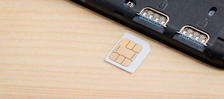 Smartphone double SIM l