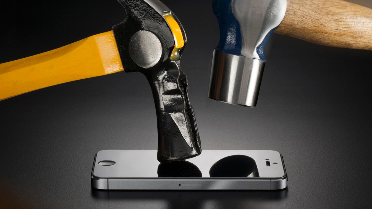 smartphone incassable